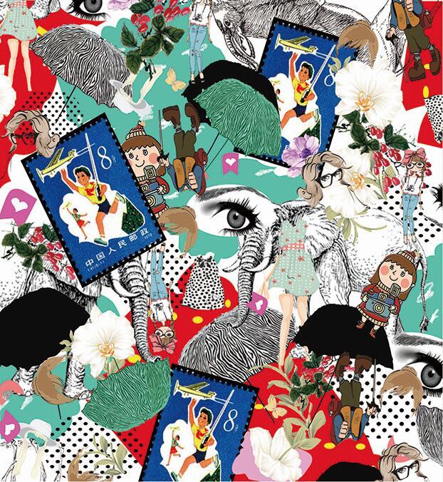 """""""震泽丝绸杯""""2016中国丝绸家用纺织品创意设计大赛获奖作品公示"""